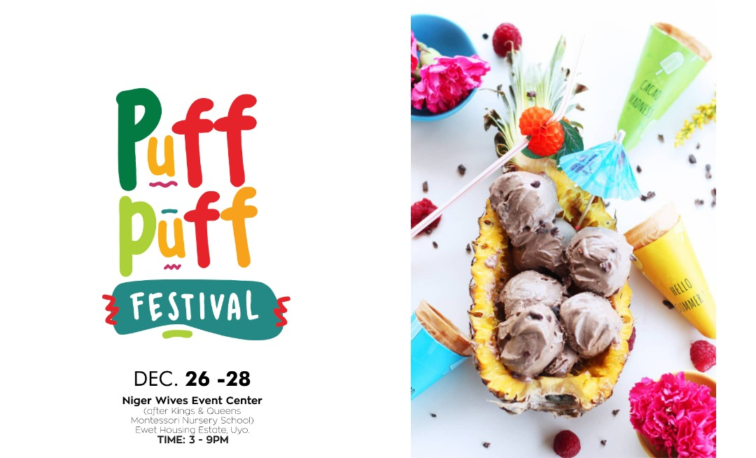 Puff Puff December 2018 Edition (Christmas Party)